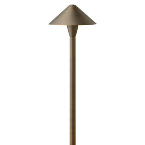 Hardy Island Matte Bronze 24-Inch LED Path Light