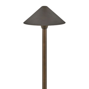 Springfield Oil Rubbed Bronze 16-Inch LED Path Light