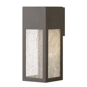 Rook Bronze 12-Inch LED Outdoor Wall Mount