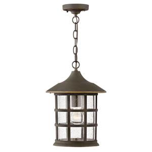 Freeport Oil Rubbed Bronze One-Light Outdoor Lantern