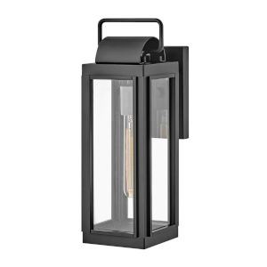 Sag harbor Black One-Light 16-Inch Outdoor Wall Mount