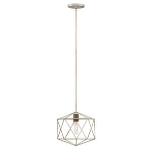 Astrid Metallic Matte Bronze One-Light Pendant