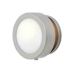 Mercer Brushed Nickel One-Light ADA Wall Sconce