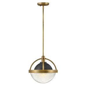 Watson Heritage Brass One-Light Pendant