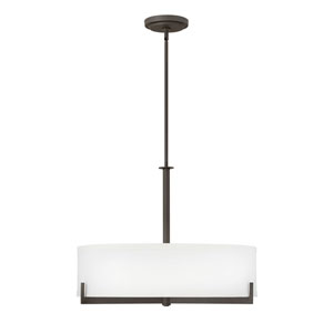 Hayes Oil Rubbed Bronze Four-Light Chandelier