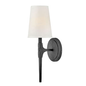 Beaumont Black One-Light Wall Sconce