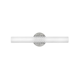 Vivi Brushed Nickel 23-Inch LED Bath Bar