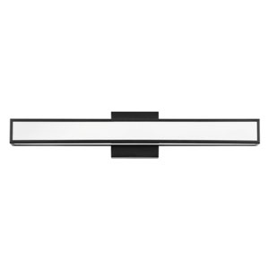 Alto Black 24-Inch LED ADA Bath Sconce