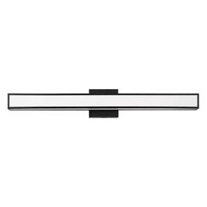 Alto Black 30-Inch LED ADA Bath Sconce