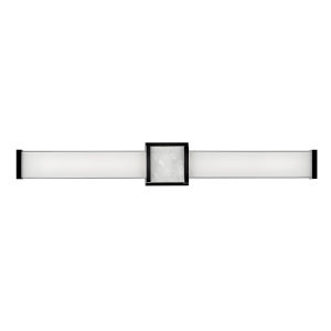 Pietra Black 31-Inch Led Ada Bath Bar