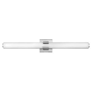 Aiden Chrome 31-Inch LED ADA Bath Sconce