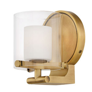 Rixon Heritage Brass LED Bath Vanity