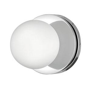 Marquee Chrome One-Light LED Bath Sconce