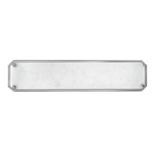 Serene Polished Nickel 20-Inch Led Ada Bath Bar