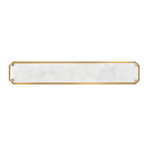 Serene Heritage Brass 26-Inch Led Ada Bath Bar