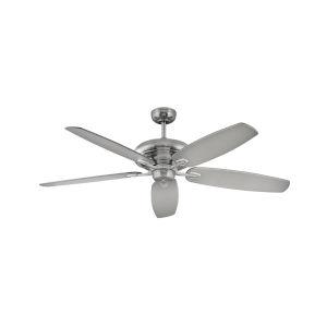 Grander Brushed Nickel 60-Inch Ceiling Fan