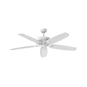 Grander Chalk White 60-Inch Ceiling Fan