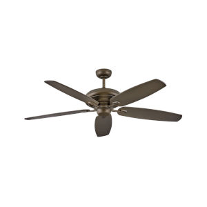 Grander Metallic Matte Bronze 60-Inch Ceiling Fan