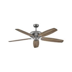 Grander Pewter 60-Inch Ceiling Fan