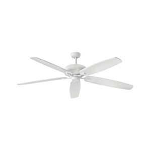 Grander Chalk White 72-Inch Ceiling Fan