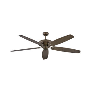 Grander Metallic Matte Bronze 72-Inch Ceiling Fan