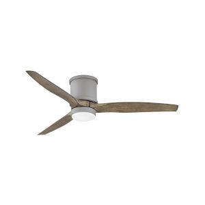 Hover Flush Graphite LED 52-Inch Ceiling Fan