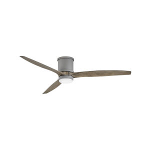 Hover Flush Graphite LED 60-Inch Ceiling Fan