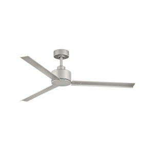 Indy Brushed Nickel 56-Inch Ceiling Fan