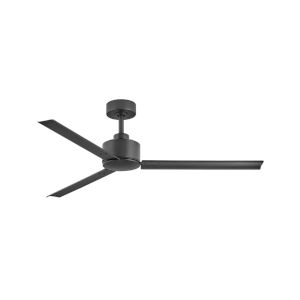 Indy Matte Black 56-Inch Ceiling Fan