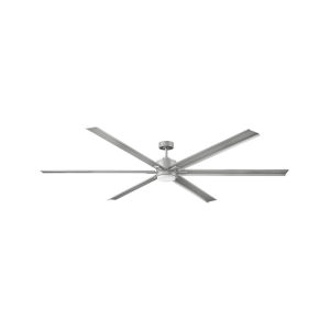 Indy Maxx Brushed Nickel 99-Inch LED Indoor Outdoor Fan