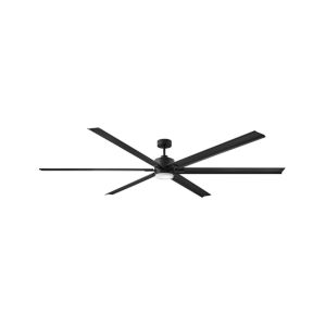 Indy Maxx Matte Black 99-Inch LED Indoor Outdoor Fan