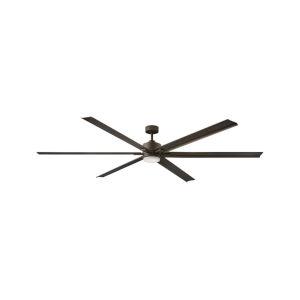 Indy Maxx Metallic Matte Bronze 99-Inch LED Indoor Outdoor Fan