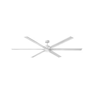 Indy Maxx Matte White 99-Inch LED Indoor Outdoor Fan