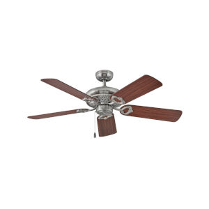 Lafayette Brushed Nickel 52-Inch Ceiling Fan