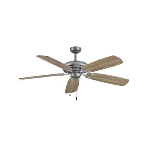 Grove Pewter Three-Light LED 56-Inch Ceiling Fan