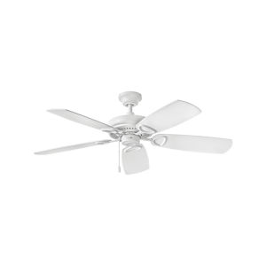 Marquis Chalk White 52-Inch Ceiling Fan