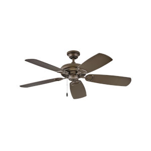 Marquis Metallic Matte Bronze 52-Inch Ceiling Fan