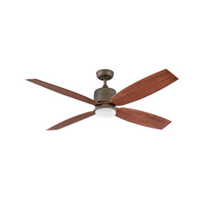 Module Metallic Matte Bronze LED 58-Inch Ceiling Fan