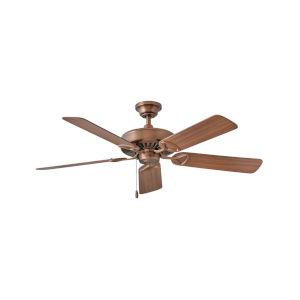 Windward Antique Copper 52-Inch Ceiling Fan
