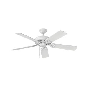 Windward Appliance White 52-Inch Ceiling Fan