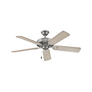 Windward Brushed Nickel 52-Inch Ceiling Fan