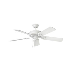 Windward Chalk White 52-Inch Ceiling Fan