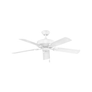 Oasis Appliance White 52-Inch Ceiling Fan