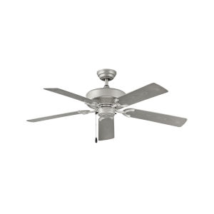 Oasis Brushed Nickel 52-Inch Ceiling Fan