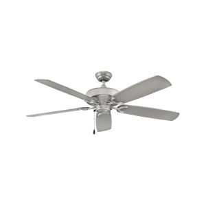 Oasis Brushed Nickel 60-Inch Ceiling Fan
