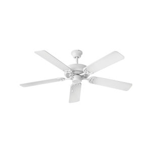 Propel Appliance White 52-Inch Ceiling Fan