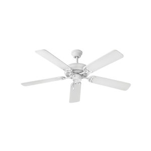 Propel Chalk White 52-Inch Ceiling Fan