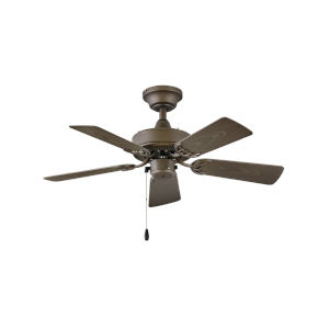 Cabana Metallic Matte Bronze 36-Inch Ceiling Fan