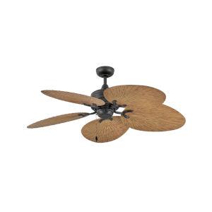 Tropic Air Matte Black 52-Inch Ceiling Fan