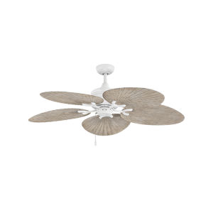 Tropic Air Matte White 52-Inch Ceiling Fan